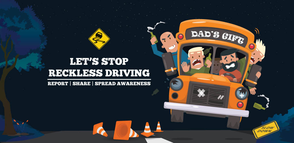 Essay on rash driving in india