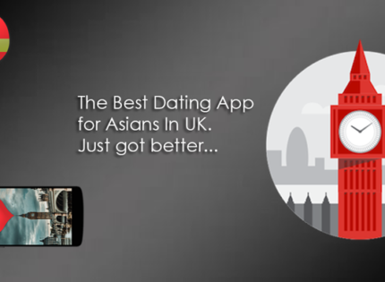 AsiansInUK – #1 Matchmaking App for British Indian Professionals