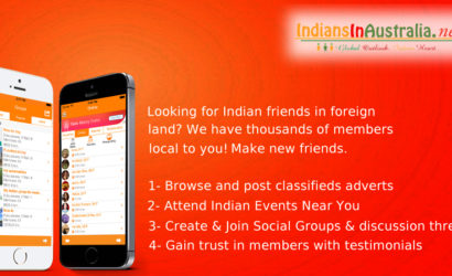 IndiansInAU – #1 Live Chat Events Free Classifieds