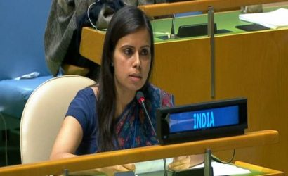 India slams Pakistan at UN, calls it 'Terroristan'