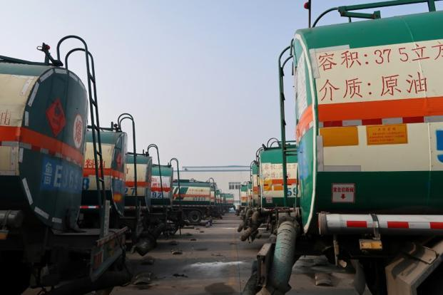China bans exports of some fuel products to North Korean line with UN sanctions