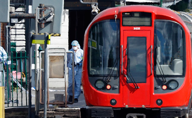 ISIS Claims London Tube Attack,