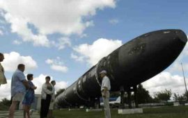 Russia to test missile capable of destroying entire UK