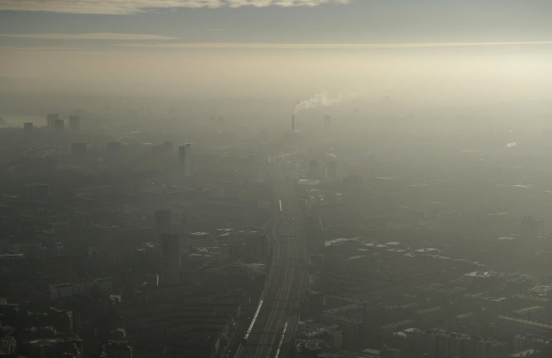 London is breathing dangerous levels of toxic air particle