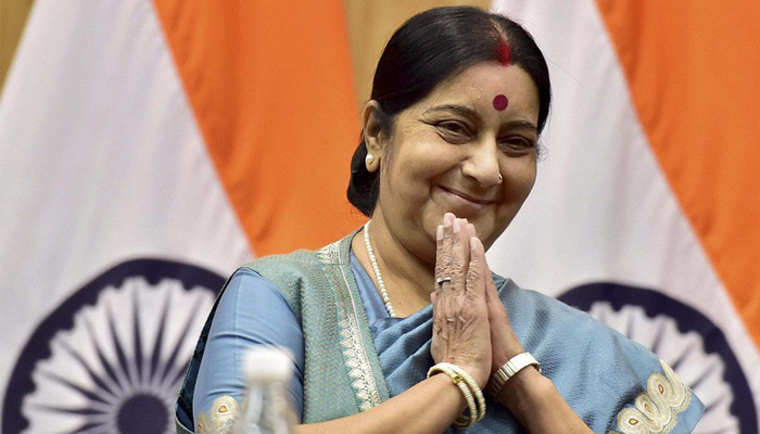 2 Pakistani nationals to be given visa for medical treatment: Sushma Swaraj