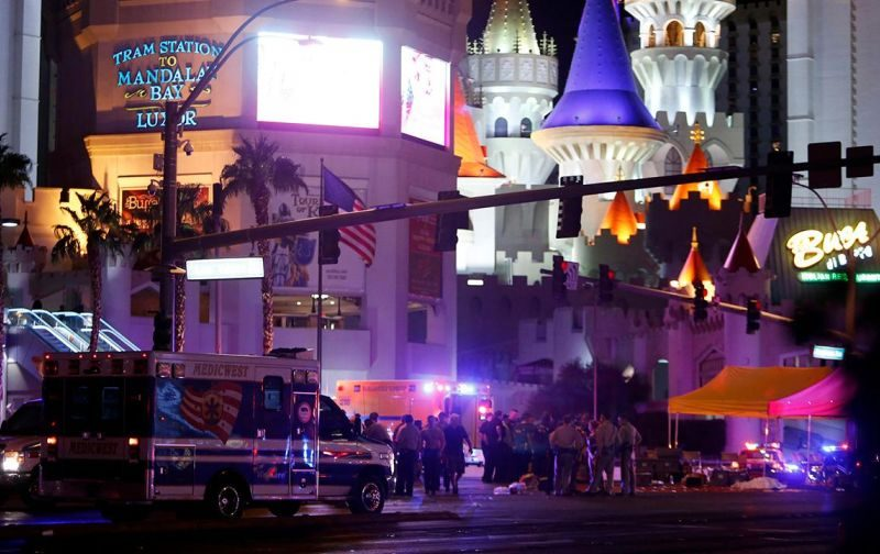 Las Vegas sheriff says lessons learnt from 26/11 Mumbai attack