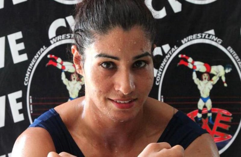 Kavita Devi becomes first Indian woman wrestler in WWE