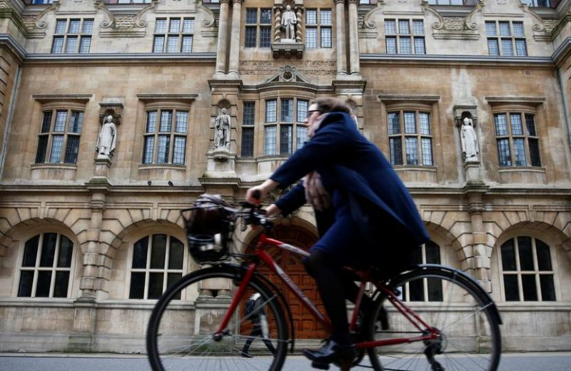 "Oxford to become UK first ""Zero Emission Zone"""