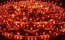 Diwali : 2 Lakh Diyas And a Guinness World Record