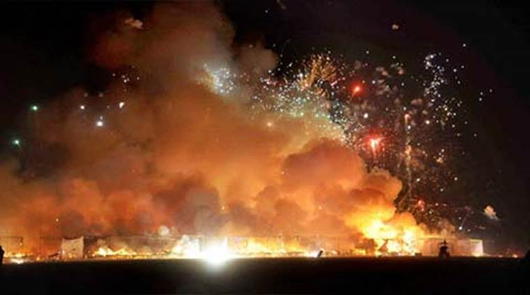Doctors, environmentalists welcome SC ban on firecrackers in Delhi-NCR region