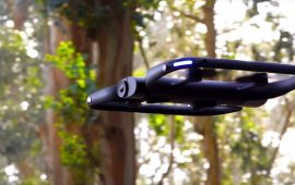 The most powerful AI driven autonomous drone has arrived